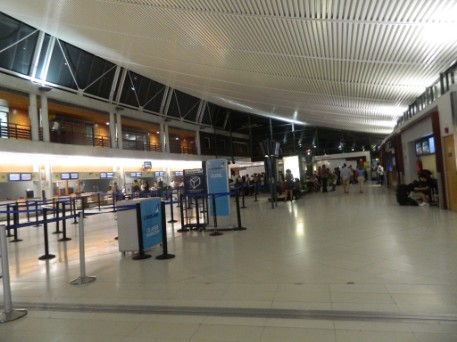 Hall aeroport